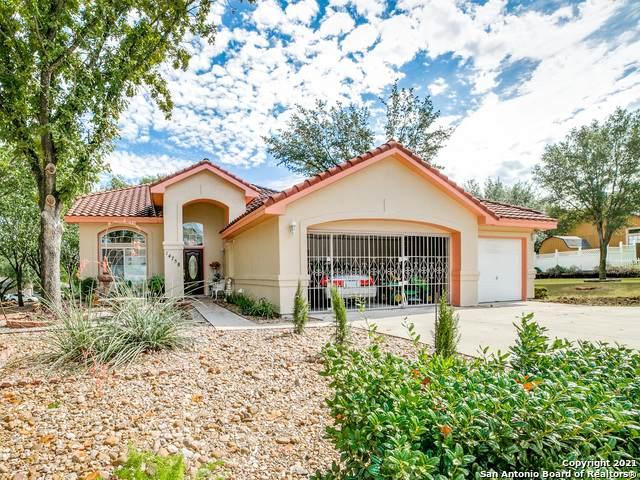 14758 Hillside Ridge, San Antonio, TX 78233 (MLS #1563686) :: Beth Ann Falcon Real Estate