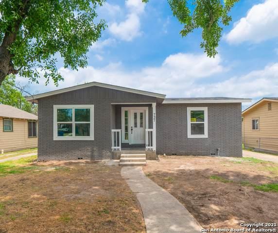 727 Gabriel, San Antonio, TX 78202 (MLS #1563689) :: The Castillo Group