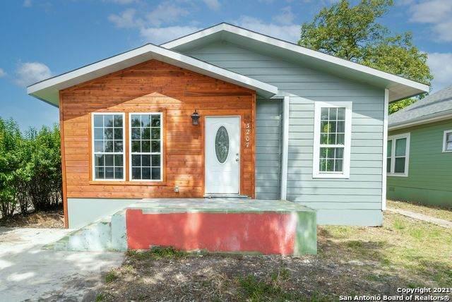 3207 Perez St, San Antonio, TX 78207 (MLS #1563694) :: Alexis Weigand Real Estate Group