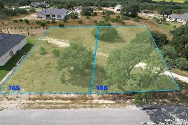 LOT 165 Roy Nichols, Blanco, TX 78606 (MLS #1563706) :: Beth Ann Falcon Real Estate