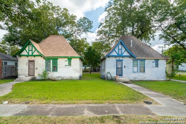 552 Barrett Pl, San Antonio, TX 78225 (MLS #1563767) :: Vivid Realty