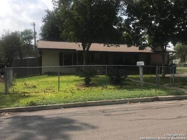 102 Cresham Dr, San Antonio, TX 78018 (MLS #1563833) :: Concierge Realty of SA
