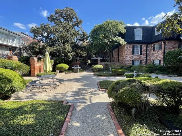 8401 N New Braunfels Ave #119, San Antonio, TX 78209 (MLS #1563923) :: The Real Estate Jesus Team