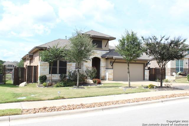 32117 Cardamom Way, Bulverde, TX 78163 (MLS #1563968) :: Beth Ann Falcon Real Estate