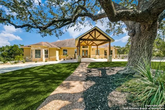 546 Rebecca Creek Rd, Canyon Lake, TX 78133 (MLS #1563989) :: Beth Ann Falcon Real Estate