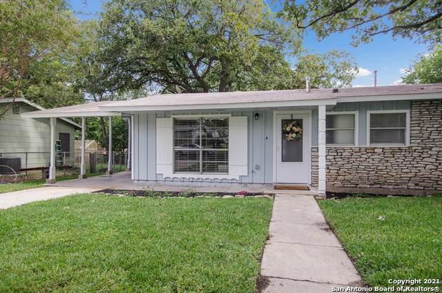 8122 Briargate Dr, San Antonio, TX 78230 (MLS #1564034) :: Alexis Weigand Real Estate Group