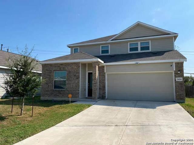 2414 Marbach Woods, San Antonio, TX 78245 (MLS #1564038) :: Carter Fine Homes - Keller Williams Heritage