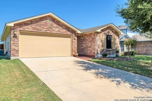 1119 Jordan Xing, San Antonio, TX 78221 (MLS #1564070) :: The Real Estate Jesus Team