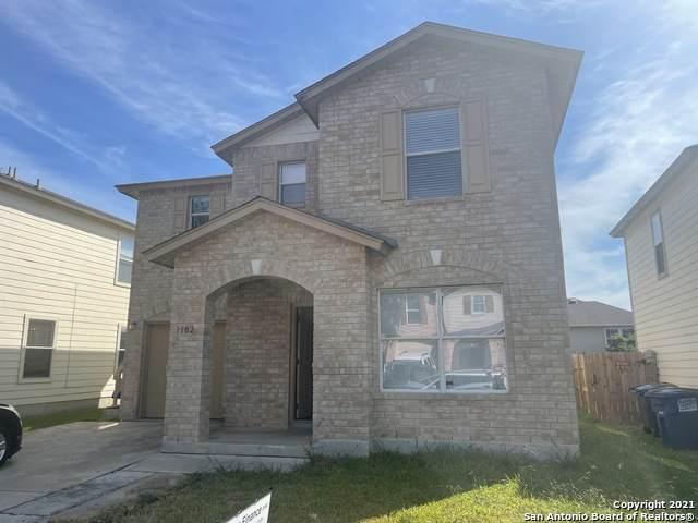 1502 Range Finder, San Antonio, TX 78245 (MLS #1564072) :: Concierge Realty of SA