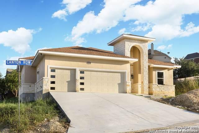 24442 Canyon Row, San Antonio, TX 78260 (MLS #1564076) :: Concierge Realty of SA