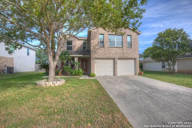 8123 Ellerston Blvd, Selma, TX 78154 (MLS #1564083) :: Real Estate by Design
