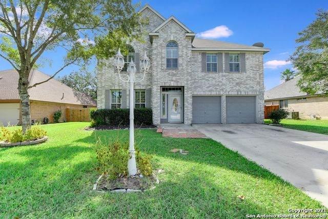 547 Raven Ridge, New Braunfels, TX 78130 (MLS #1564084) :: BHGRE HomeCity San Antonio