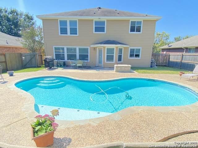 256 Tierra Grande, Cibolo, TX 78108 (MLS #1564090) :: Concierge Realty of SA