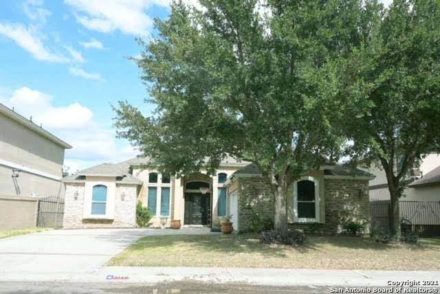 3148 Dos Reales Loop, Laredo, TX 78045 (MLS #1564145) :: Beth Ann Falcon Real Estate