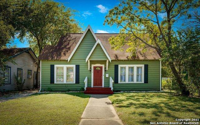 1918 W Summit Ave, San Antonio, TX 78201 (MLS #1564181) :: The Glover Homes & Land Group