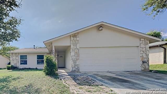 1039 Bridle Frst, San Antonio, TX 78245 (MLS #1564188) :: The Gradiz Group
