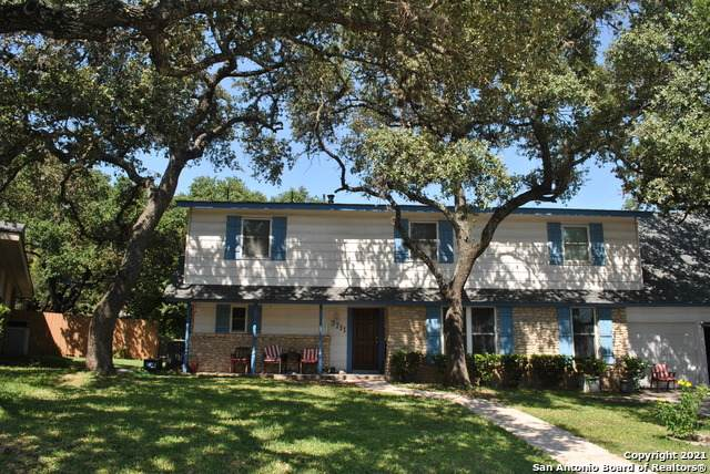 3711 Prince George Dr, San Antonio, TX 78230 (MLS #1564198) :: Carter Fine Homes - Keller Williams Heritage