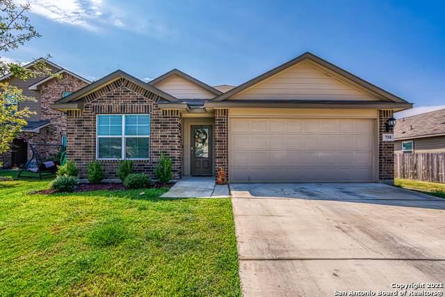 758 Mizuno Way, San Antonio, TX 78221 (MLS #1564206) :: Beth Ann Falcon Real Estate