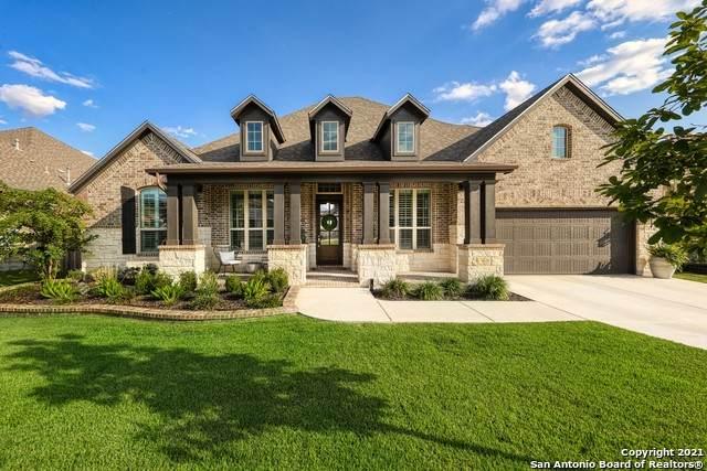 1914 Buckner Pass, San Antonio, TX 78253 (MLS #1564211) :: Beth Ann Falcon Real Estate