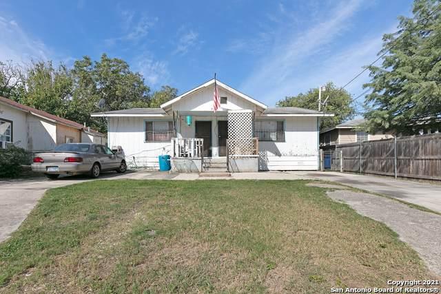 331 Alicia Ave, San Antonio, TX 78228 (MLS #1564217) :: Countdown Realty Team