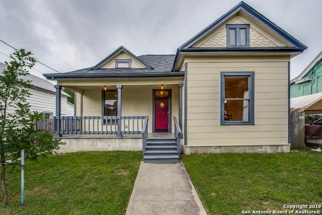 1118 Mason St, San Antonio, TX 78208 (MLS #1564231) :: Beth Ann Falcon Real Estate