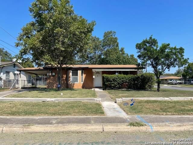 603 Aurora Ave., San Antonio, TX 78228 (MLS #1564246) :: Countdown Realty Team