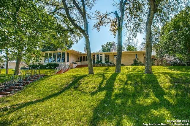 718 Ridgemont Ave, Terrell Hills, TX 78209 (MLS #1564271) :: Carter Fine Homes - Keller Williams Heritage