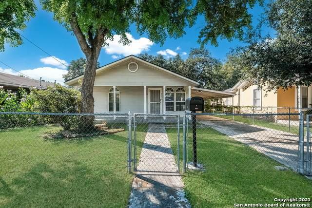 434 Canavan Ave, San Antonio, TX 78221 (MLS #1564273) :: Beth Ann Falcon Real Estate
