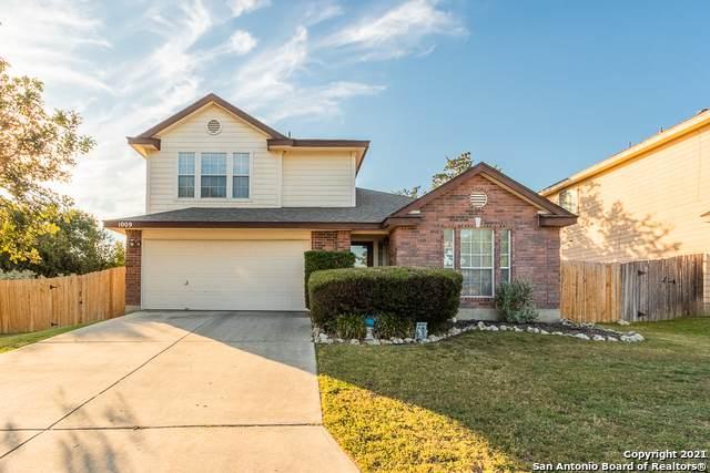 1009 Lion King, San Antonio, TX 78251 (MLS #1564277) :: The Glover Homes & Land Group