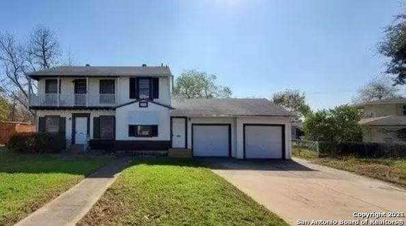 250 Senisa Dr, San Antonio, TX 78228 (MLS #1564283) :: Concierge Realty of SA