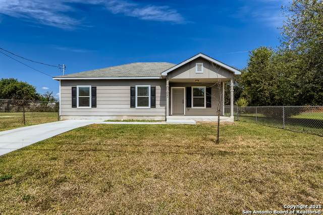 243 Oklahoma St, San Antonio, TX 78237 (MLS #1564292) :: 2Halls Property Team | Berkshire Hathaway HomeServices PenFed Realty