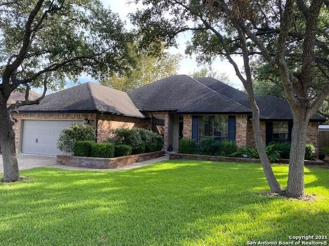 2442 Rim Oak, San Antonio, TX 78232 (MLS #1564310) :: The Real Estate Jesus Team