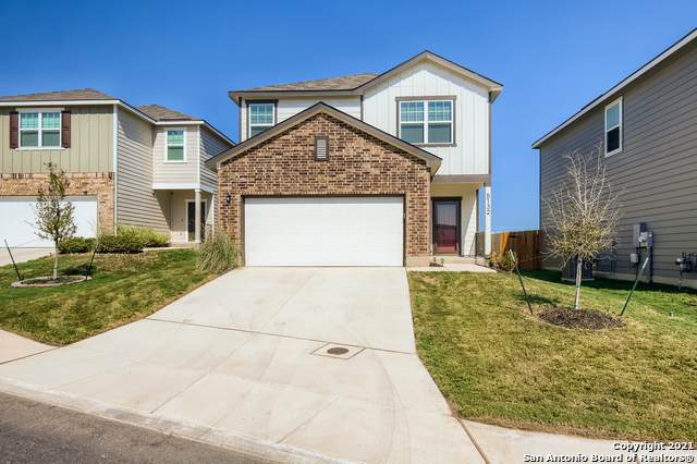 5132 Morning Graze, St Hedwig, TX 78152 (MLS #1564330) :: The Real Estate Jesus Team