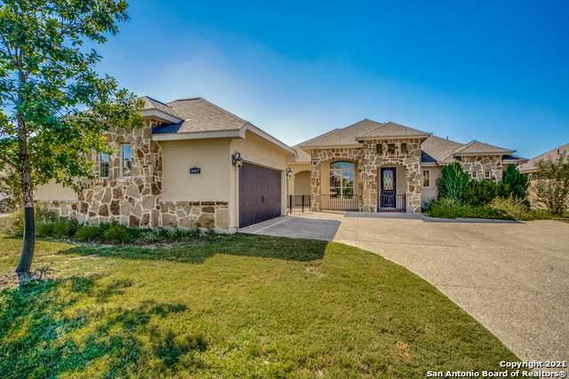 30027 Cibolo Gap, Fair Oaks Ranch, TX 78015 (MLS #1564340) :: The Gradiz Group