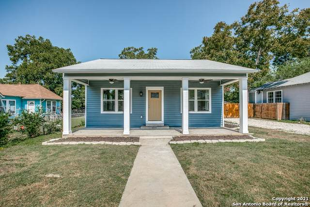 1035 W Gramercy Pl, San Antonio, TX 78201 (MLS #1564352) :: Alexis Weigand Real Estate Group