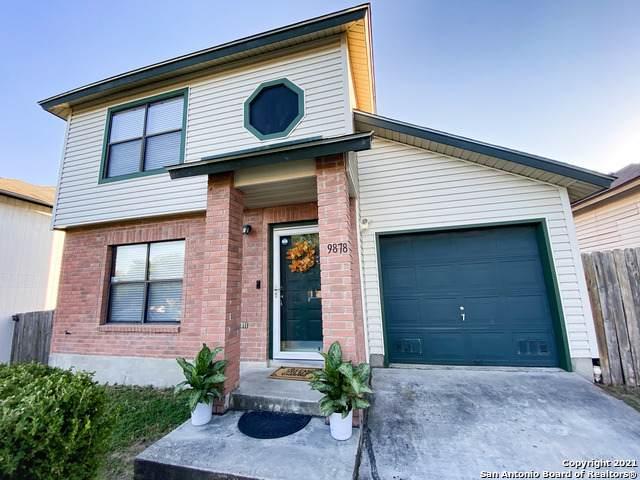 9878 Alexa Pl, San Antonio, TX 78251 (MLS #1564377) :: Concierge Realty of SA