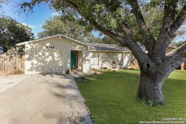 5946 Cliff Rock Dr, San Antonio, TX 78250 (MLS #1564396) :: Carter Fine Homes - Keller Williams Heritage