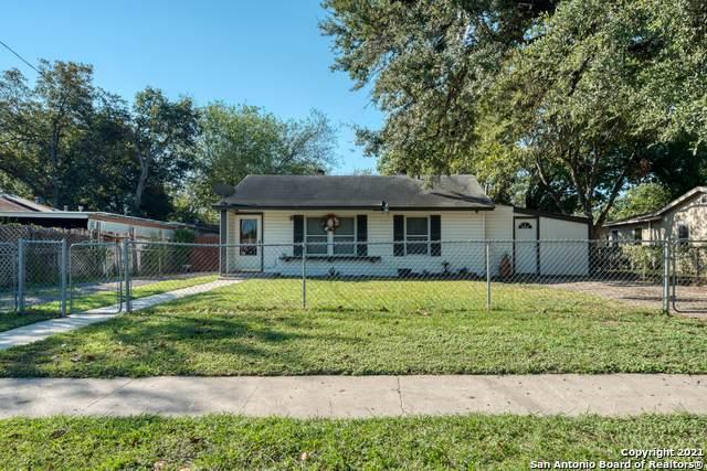 206 Genevieve Dr, San Antonio, TX 78214 (MLS #1564405) :: Alexis Weigand Real Estate Group