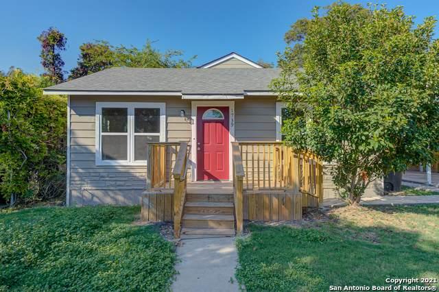 1739 Schley Ave, San Antonio, TX 78210 (MLS #1564407) :: Concierge Realty of SA