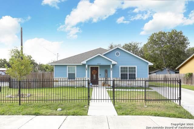 502 Wagner Ave, San Antonio, TX 78211 (MLS #1564439) :: Beth Ann Falcon Real Estate