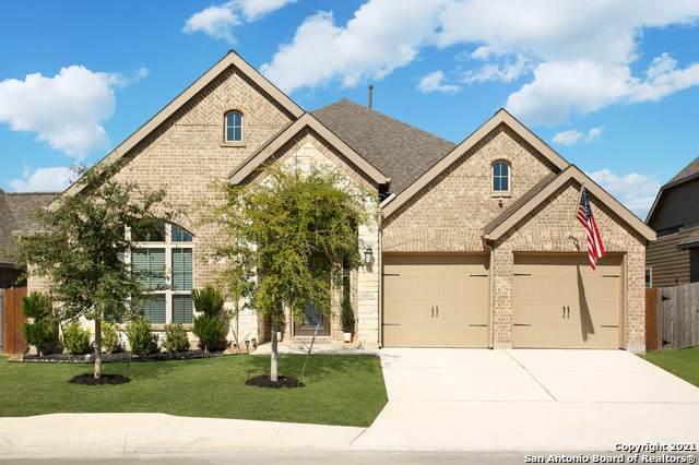 8827 Haystack Rd, San Antonio, TX 78254 (MLS #1564441) :: Beth Ann Falcon Real Estate