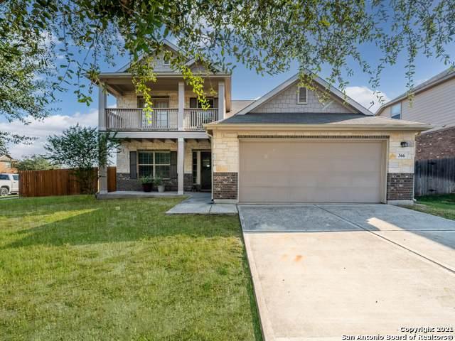 366 Maple Way, New Braunfels, TX 78132 (MLS #1564462) :: Concierge Realty of SA