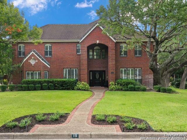 15 Camden Oaks, San Antonio, TX 78248 (MLS #1564464) :: The Real Estate Jesus Team