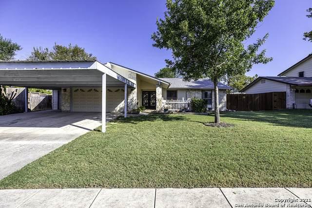 7103 Glen Crk, San Antonio, TX 78239 (MLS #1564488) :: Alexis Weigand Real Estate Group