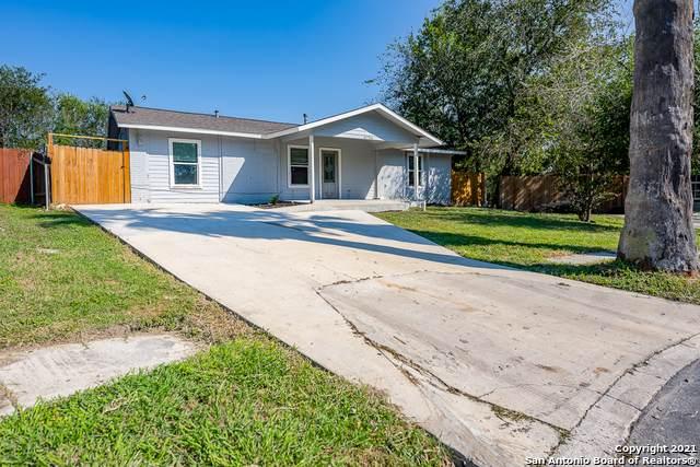 4706 Castle Rose, San Antonio, TX 78218 (MLS #1564513) :: Countdown Realty Team