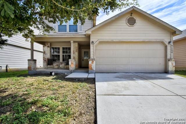 8602 Silver Willow, San Antonio, TX 78254 (MLS #1564520) :: Carter Fine Homes - Keller Williams Heritage