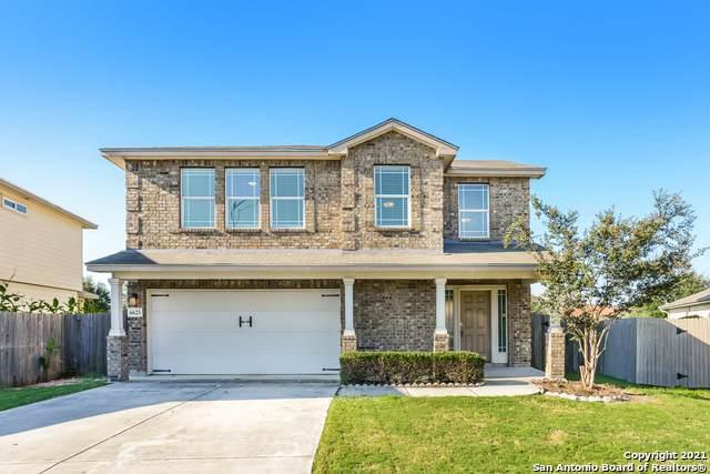 6623 Backbay Pass, San Antonio, TX 78244 (MLS #1564522) :: The Real Estate Jesus Team