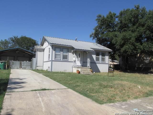 529 Glamis Ave, San Antonio, TX 78223 (MLS #1564544) :: Phyllis Browning Company