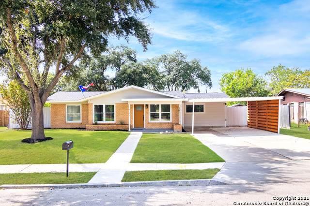 423 Waring Dr, San Antonio, TX 78216 (MLS #1564569) :: Carter Fine Homes - Keller Williams Heritage