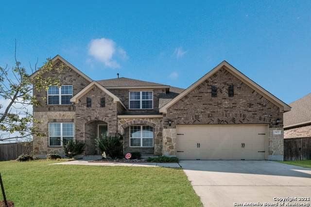 2903 Running Fawn, San Antonio, TX 78261 (MLS #1564576) :: Alexis Weigand Real Estate Group